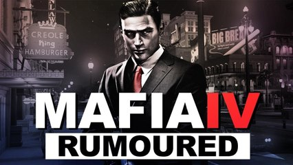Mafia 4 IS REAL - LVL UP