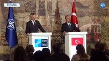 Çavuşoğlu: 'Terör Örgütüyle Angajmanınız Sizin İkiyüzlülüğünüzdür'