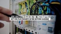 Une batterie au dioxyde de carbone sept fois plus puissante qu'une batterie au lithium