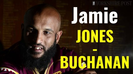 Jamie Jones-Buchanan