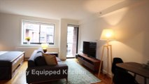 Luxurious, Fully Furnished Studio| Full Service Doorman & Gym| Chelsea| W. 15th & 6th Ave