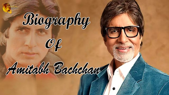 Amitabh Bachchan - Biography - Life Story - HD