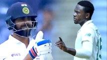 Virat Kohli makes fun of Rabada | ரபாடாவை செமயாக வெறுப்பேற்றிய கோலி | IND vs SA