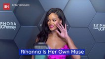 Rihanna Loves Her Fenty Collection