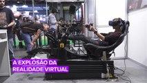 Realidade Virtual cresce na indústria dos games