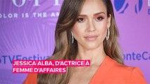 Comment Jessica Alba est passée d'actrice à femme d'affaires redoutable