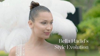 Bella Hadid's Style Evolution