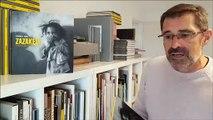 """L'éditeur thannois Bertrand Hosti présente """"Zazakely Enfants de Madagascar"""", un livre du photographe Pierrot Men."""