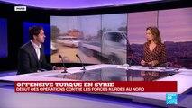 """David Rigoulet-Roze: """"Les moyens déployés par les Turcs sont très importants"""""""