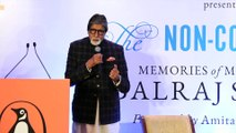 Birthday Special: Amitabh Bachchan Recalls His Good Old Days With Family