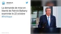 Patrick Balkany. La demande de mise en liberté du maire de Levallois-Perret examinée le 22 octobre