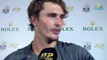 """ATP - Shanghai 2019 - Alexander Zverev tamed Roger Federer : """"It's amazing !"""""""
