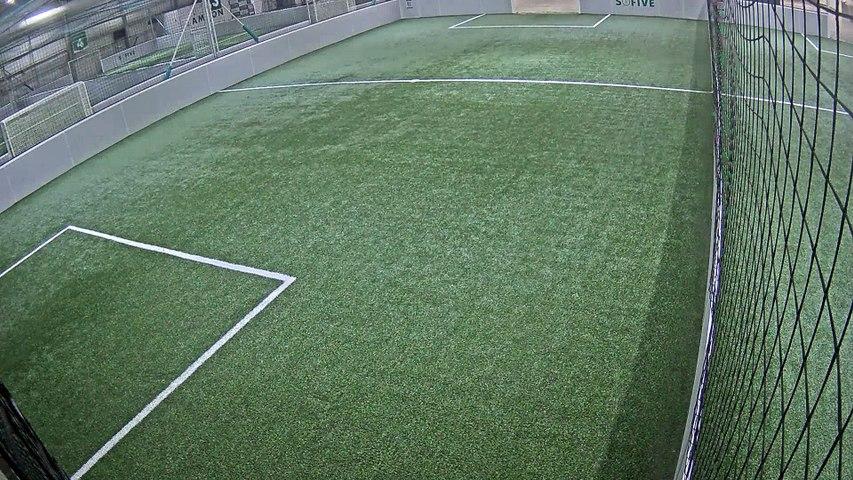 10/11/2019 09:00:01 - Sofive Soccer Centers Rockville - Santiago Bernabeu