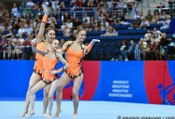 2019 European Age Group Competitions in Acrobatic Gymnastics - Holon (ISR)