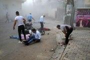 Son dakika: Teröristlerden Nusaybin'e havanlı saldırı: Çok sayıda kişi yaralandı