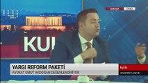 Gazeteci İsmail Dükel'in sunduğu Kulis programının bugünkü konuğu, Avukat Umut Akdoğan ve Yeniçağ Gazetesi Ankara temsilcisi Orhan Uğuroğlu oldu. Programda yeni yargı parketi konuşuldu