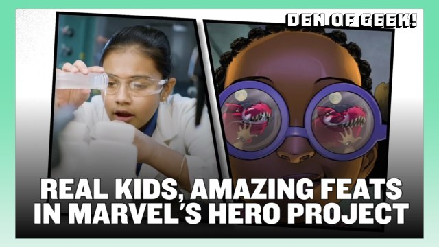 NYCC (2019) - Marvel Hero Project Interview