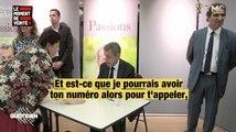Une inconnue demande le numéro de téléphone de N. Sarkozy - ZAPPING ACTU HEBDO DU 12/10/2019