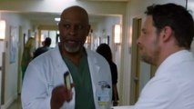 "Grey's Anatomy - 16x04 - bande-annonce de l'épisode ""It's Raining Men"""