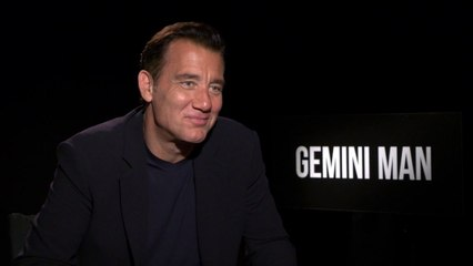 Gemini Man: Clive Owen On His Character 'Verris' And His Relation To Junior