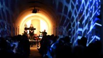 In Brooklyn catacombs, classical music rises among the dead