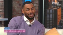 Mike Johnson Says Relationship Status is 'Private' Weeks After Revealing He Kissed Demi Lovato