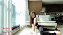 상아 프리스타일 요가 플로우 09. Sang-A Yogini practice