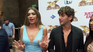 Love Islanders share details of X-Factor journey