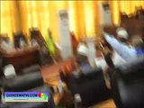 Fodé Oussou s'attaque à Kory Kondiano : l'Assemblée nationale est contre une nouvelle Constitution