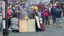 Nuevos disturbios en Quito por protestas indígenas