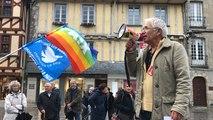 Quimper. « Il y a beaucoup de Kurdes en Cornouaille, c'est important d'être là pour eux »