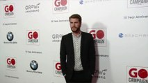 Liam Hemsworth Was Spotted Holding Hands with Actress Maddison Brown