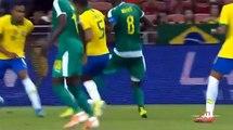 Football   Amicaux : Le résumé des matchs Brésil vs Sénégal et Argentine vs Allemagne