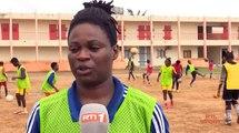 Football   Féminin : Focus sur les onze sœurs de Gagnoa