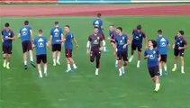 Ansu Fati sustituirá a Carles Pérez en la selección Sub-21