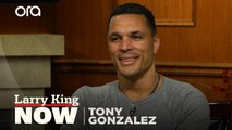"""There's no way you could've told me"": Tony Gonzalez on his Pro Football Hall of Fame induction"