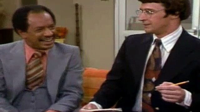 The Jeffersons Season 3 Episode 1 George and the President