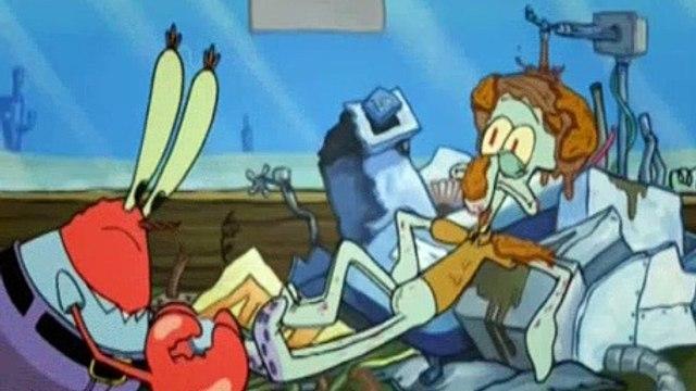 SpongeBob SquarePants Season 9 Episode 30 - Restraining SpongeBob