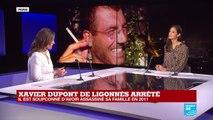 Après 8 ans en cavale, Xavier Dupont de Ligonnès arrêté à l'aéroport de Glasgow en Écosse