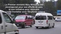 Éthiopie: réactions dans la capitale après l'attribution du prix Nobel de la paix à Abiy Ahmed