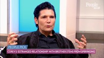 Corey Feldman Says 'Tumultuous' Relationship with Brother Stems from Their Upbringing