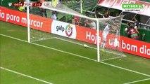 Video- Cristiano Ronaldo Scores Amazing Chip Goal Against Luxembourg