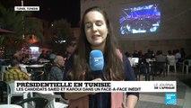 """Tunisie : """"Un débat entre deux candidats aux antipodes"""""""