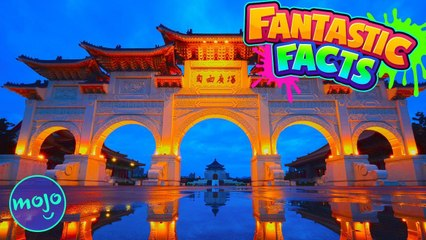 TAIWAN! — Fantastic Facts