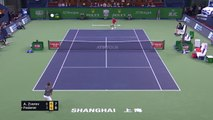 Federer follows Djokovic out of Shanghai