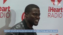 Kevin Hart Breaks Silence After Official Report Reveals He Wasn't Wearing Seatbelt in Car Crash