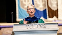 Tim Cook Explains Why He Removed An App In Hong Kong