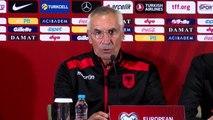 Spor arnavutluk teknik direktörü reja'nın açıklamaları