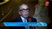 عمرو الجنايني: قبل ما أكون زملكاوي أنا مصري.. ولم أتعود على الحب والكره في شغلي ولم أفشل مسبقاً
