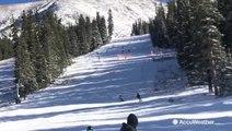 Ski and snowboard season opens in Colorado